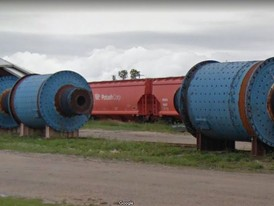 Dominion Engineering Ball Mill Package