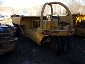 5 Ton Young Buggy Underground Mine Truck