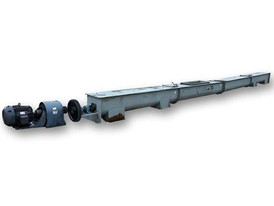 "20"" Dia. x 47 ' -  6"" Long Carbon Steel Screw Conveyor Auger"