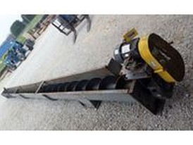 "16"" Dia. X 39' long Industrial Screw Conveyor Auger"