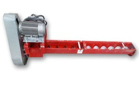 Screw Auger Conveyor Feeder 6 inch x 6 ft long