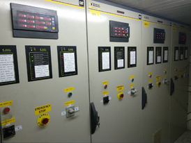 6400 KW Power Station