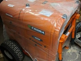Cobra 9500 Watt Mobile Generator