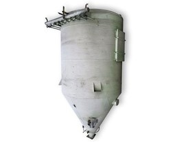 5,600 Round Dust Collector