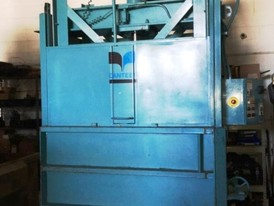 "IPS 60"" Vertical Baler"