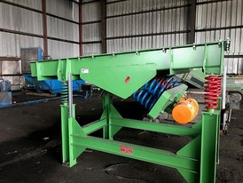 General Kinetics Vibrating Feeder