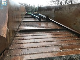 "84"" Steel Belt Conveyor"