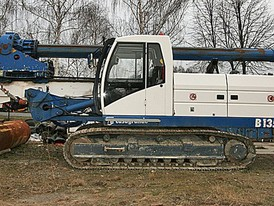 2008 Casagrande B135 PDW Drilling Rig