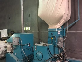 Poly-Max 2500 Densifier Compactor