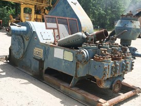 National 10-P-130 Mud Pump