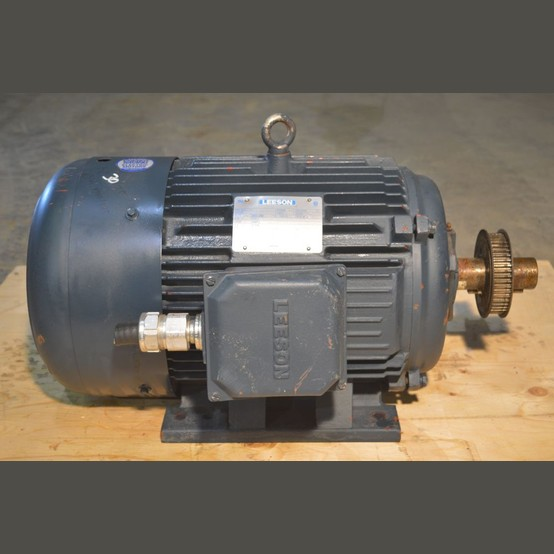 savona equipment sells leeson 30 hp motor