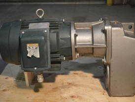 Nord Size 4 Gear Reducer