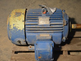 Advantage Plus 20 HP Motor