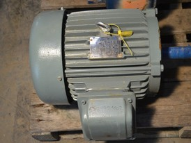 Optim Plus 7.5 HP Motor