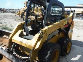 2014 Caterpillar 242D Skid Steer
