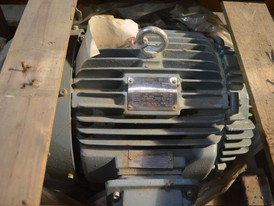 Optim 15 HP Motor