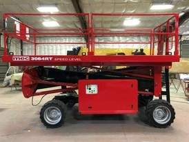 2014 Mec 3084RT Scissor Lift