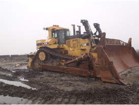2007 Caterpillar D11R Dozer