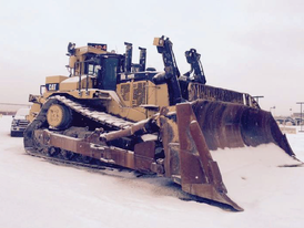 2011 Caterpillar D11T Dozer