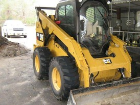 2016 Caterpillar Skid Steer