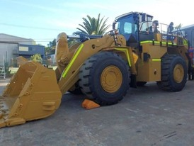 Caterpillar 992 Wheel Loader