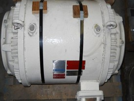 75 hp TEWC Electric Motor