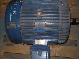 20 HP TEXP Electric Motor