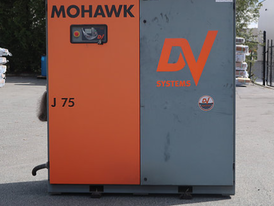 Devilbiss 341 CFM Air Compressor