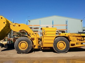 Caterpillar R1300G Scooptram