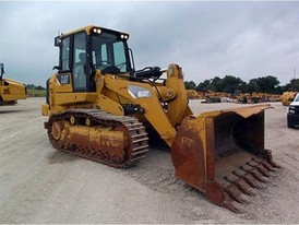 2010 Caterpillar 963D Crawler Loader