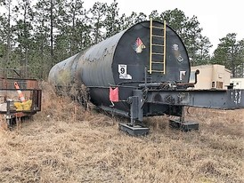 30,000 Gallon AC Steel Tank