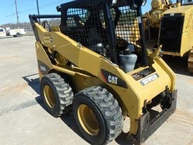 2012 CAT 242B3 Skid Steer