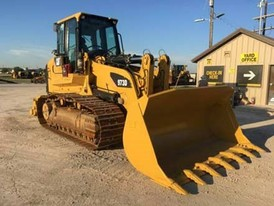 2011 CAT 973D Crawler Loader