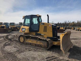 2015 Cat D6K2 XL Crawler Loader