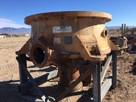 Allis Mineral System Hydrocone Crusher