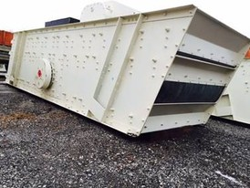 Rock Master 6' x 20' Incline Screen