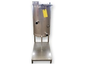 30 Gallon Stainless Steel Sanitary Mix Tank