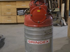 Grindex 8 in. Submersible Pump