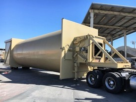 Portable 150 Ton BMG Silo Package