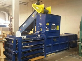 Economy 20HP Closed Door Baler
