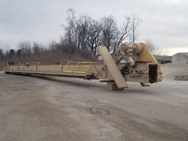 Stansteel 400TPH Drag Slat Conveyor