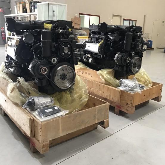 View More Diesel Engines. Image 1 Of 3