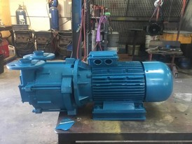 10 HP Travaini Liquid Ring Vacuum Pump
