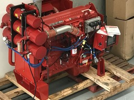 450 HP Cummins Diesel Fire Pump Drive Engine