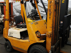 Toyota 2,800 lbs Forklift