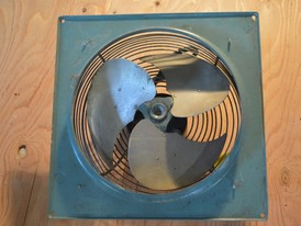 Fascb Industries Wall Fan