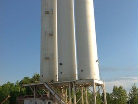 (3) 300 Ton Silo Package