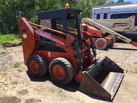 BHT 650 Skid Steer