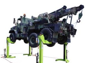 ARI-Hetra HD Truck Mobile Lifting System