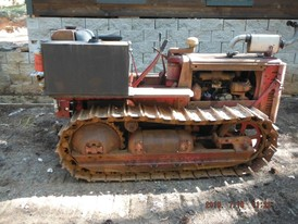 1951 International TD 6 Dozer